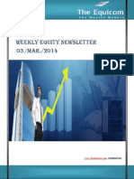Weekly Equity News Letter 03 Mar 2014