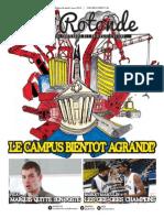 La Rotonde - Édition du 3 mars 2014