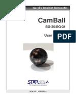 CamBall Manual