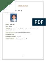 Child Profil1(Sunita)