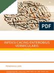 Infeksi Cacing Enterobius Vermicularis