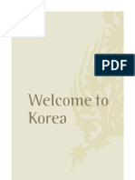 Welcome to Korea (English)