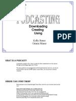 Podcasting Downloading