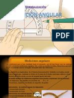 Instrumentos de Mdiciones Angulares- Metorologia y Normalizacion