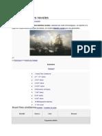 Liste de Batailles Navales