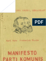 Manifesto Parti Komunis
