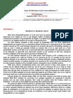 INFOmisionar Nr 123-124, Ianuarie 2014