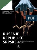Rušenje Republike Srpske