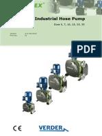 manual pompa peristaltica Verderflex Dura 05 - 35 En