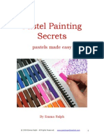Pastel technique secrets