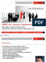 OOW2010_OBIEE_11gR1_Answers_Dashboards_