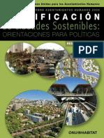 2009 Planificación de Ciudades Sostenibles