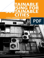 2012 Sustainable Housing for Sustainable Cities