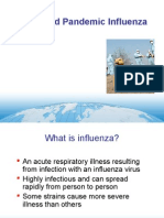 Avian and Pandemic Flu