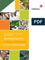 Celestica - Corporate Social Responsibility_2012