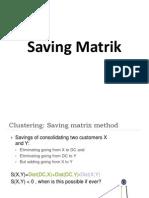 Saving Matriks DHO STT AL