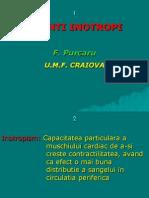 Florea Purcaru Agenti Inotropi