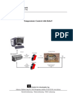 DeltaV-temperature control