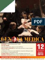 GENOVA MEDICA DICEMBRE 2013