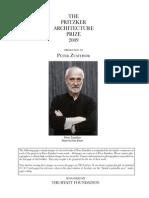 The PriTzker ArchiTecTure Prize 2009
