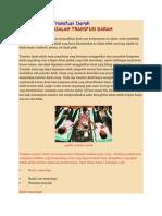Efek Samping Transfusi Darah