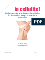 Addio Cellulite!!