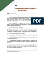 Articulo-11 El Proyecto Curricular de Centro de Atencion a La Diversidad(1)