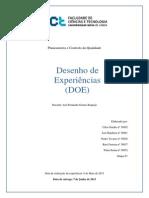 DOE_Planeamento e Controlo Da Qualidade_trabalho Final