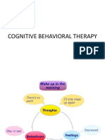 Cognitive Behavioral Therapya