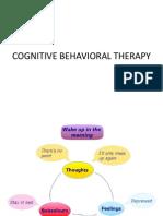Cognitive Behavioral Therapya