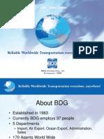 Export Import Client Presentation