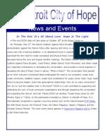 Dcoh_newsletter - October 12th