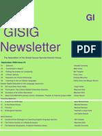 LitIssue 23.Oct 08 GI Newsletter Issue 23[1]