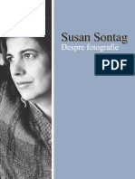 Susan Sontag - Despre Fotografie
