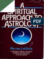 A Spiritual Approach to Astrology