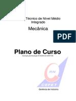 Tecnico Integrado Em Mecanica 2005