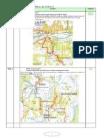 Alföldi Kéktúra és Rockenbauer Pál Dél-Dunántúli Kéktúra útvonal módosítások terver 2014. február