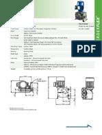 Fisa Tehnica Pompa Peristaltica Verderflex Dura 10 Rev.04 Eng