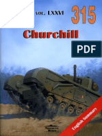 (Wydawnictwo Militaria No.315) Churchill