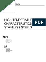 High TemperatureCharacteristicsofStainlessSteel 9004