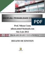 1-  Estatística Descritiva, Distribuição de Frequência v discreta e continua - PARA ALUNOS