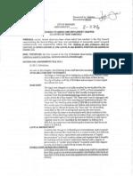 Rent Control Amendment Jan 2014