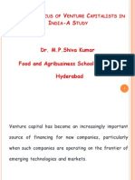 Changing Focus of VC in India -A Study Jai Sai Ram
