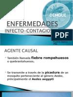 Enfermedades infecto contagiosas - Dengue