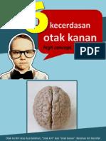 6 Kecerdasan Otak Kanan