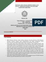Presentasi Pendadaran Skripsi Nani K @STIE PB Kebumen