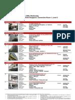 DTZ Auction List 21-10-09