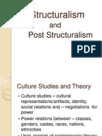 structuralism, Post Structuralism n Post Modernism