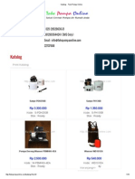 Katalog - Toko Pompa Online