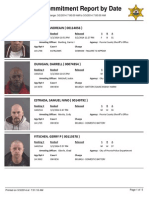 Peoria County booking sheet 03/03/14